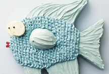 Under the Sea / Under the sea, mermaid, fish, sea creatures, sharks, children's party, fancy dress, party supplies, party food, party ideas, decorations, balloons, baking, cake decorations, diy, celebration, shells, sand, beach