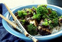 Asian Recipes Made Vegan / Delicious vegetarian and vegan recipes inspired by Asian cuisine!