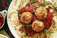 Vegan Italian Recipes / Italian-inspired vegan recipes.