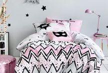 Kids Bedroom / Furniture and Decorating