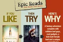 Booklists for Teens / Everyone creates booklists. Here are some we found around the web for teen books.
