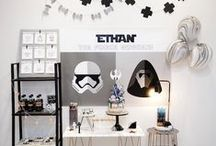 Star Wars / Star Wars, Darth Vader, R2D2, children's party, fancy dress, party supplies, party food, party ideas, decorations, balloons, baking, cake decorations, diy, celebration