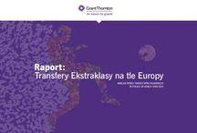Raport: Transfery Ekstraklasy na tle Europy / Analiza rynku transferów piłkarskich w Polsce w latach 2009-2015