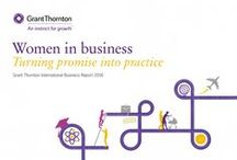 Women in business 2016 / Turning promise into practice Grant Thornton International Business Report 2016