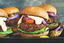 Vegan Barbecue / Burgers and a bunch of other grill-able vegan foods!