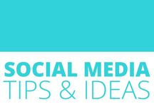 Social Media Tips and Ideas / This board contains advice for those of you who, like me, are trying to figure out how to make the most of your social media accounts, specifically Pinterest, Instagram, Twitter, and Facebook.