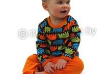 Childrenswear with a Twist / Comfy, colorful, innovative and cute clothing for children.