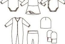 Patterns for kids - kaavoja lapsille / Ideoita, kaavoja ja ohjeita lasten vaatteisiin. Children's sewing patterns and ideas for clothes.