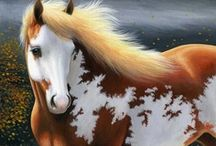 the beuty of horses