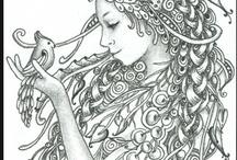 Mandalas and more  / by Stefania Karagou