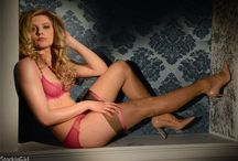 Stockings: Reinforced Heel and Toe, Sandalfoot, Cuban heel, ultra sheer and much more / Reinforced heel and toe, sandalfoot, Cuban heel, ultra sheer and much more / by StockinGirl: Stockings and Thigh Highs