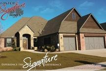 Foster Signature custom homes