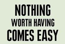 Quotes i love / Words speak volumes. Words speak truth.