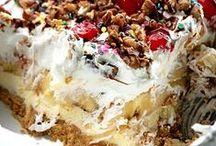 Something Tasty...Recipes / by Reba Kirkland