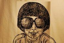 Paper cuttings / Paper cut art