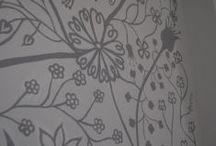 Bethvictoria.com Frescos / Hand painted unique designs