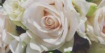 Jolies fleurs / Les plus belles fleurs pour votre Mariage.