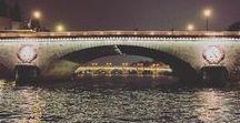 Paris en bord de seine / Location de bateaux et péniches privés sur la Seine avec Bateau mon Paris