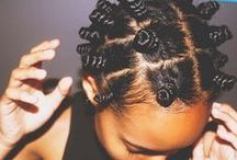 Natural Hair is beauty. / Protective styles to try