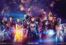Video Games: Mass Effect
