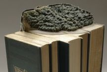 Book Art / In honor of our upcoming show Sept 19-Nov 7 2014