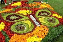 Topiaries & Floral Sculptures