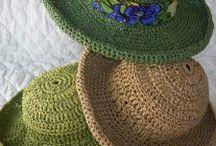 Hats / Cappelli che mi piacciono