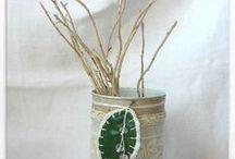 Tins  Cans Jars Pringles / Vasi e barattoli decorati