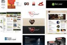 GWH DeeZine / «GWH DeeZine» осуществляет профессиональную разработку дизайна сайтов, буклетов и любых других рекламно-информационных носителей, помогает найти своё лицо в стильном логотипе и продуманной айдентике.
