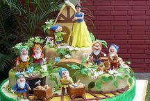 Disney Charactor Cakes