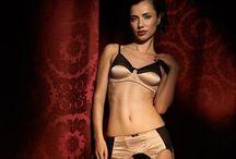 Garter Belts: Garter Panty, Waist Cincher, Garter Thong, 6 Strap Garter Belt / by StockinGirl: Stockings and Thigh Highs