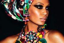 African pattern | Aztec | Ethnic shoot