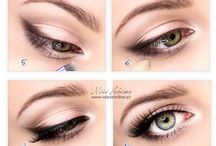 Make up Inspiration / Daily and Formal Make Up