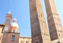 La Mia Città Bologna My country / Tour per conoscere Bologna            Follow me