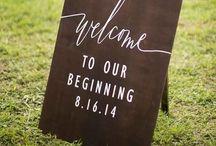 Wedding Ideas / Ideas & Concepts of Wedding