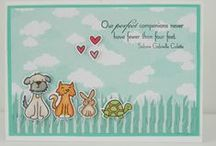 lawn fawn cards by Jane Middleton