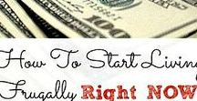 How to Save and Make Money / Advice and Tips on how to Save and make Money and live a frugal live