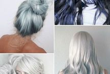 Luxurious Locks / Hair styles, and colored hair