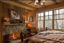 εσωτερική διακόσμηση ξύλινων σπιτιών
