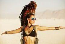 Outfit inspiration Burning Man