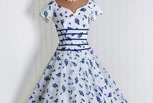 50's Dresses I Adore