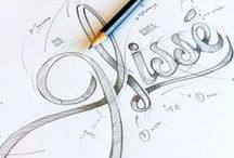 Calligraphy and Typography