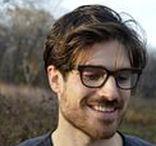 Men's Wood Eyeglasses