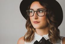 Women's Wood Eyeglasses