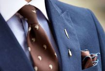 Suits | Ties | Style | Class | Living | Men / by Andrea A. Attard