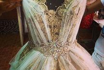 haute couture / dresses