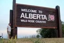 Alberta Bound  / My home Province / by Cathy Lyseng