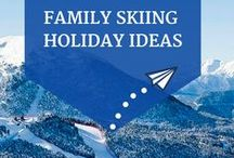 Family Ski Resorts we want ski / Because the journey up is just as half as fun as the journey down..