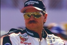 Dale Earnhardt / 1980, 1986, 1987, 1990, 1991, 1993 & 1994 NASCAR Winston Cup Champion / by Tim Seay