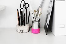 office supplies / by Najla Staggers
